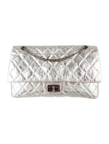 Chanel Metallic Reissue 227 Flap Bag