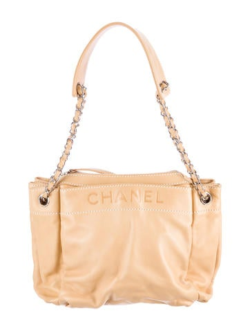 Chanel LAX Accordeon Bag