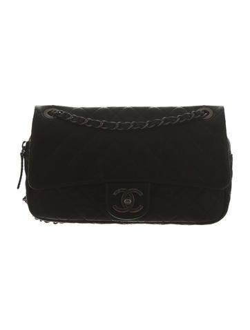 Chanel Caviar Camera Flap Bag