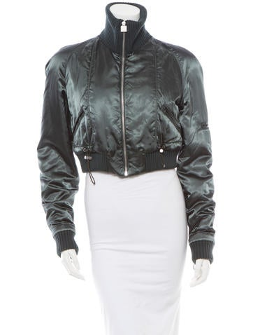 Chanel Bomber Jacket