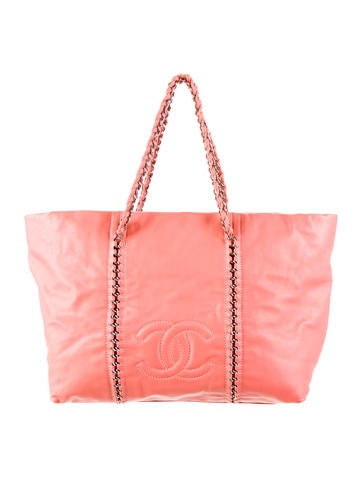 Chanel Luxe Ligne grote tas