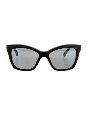 Chanel Boy Brick zonnebril