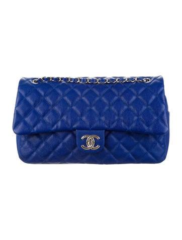 Chanel Easy Caviar Flap Jumbo Bag