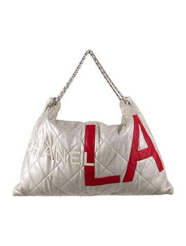 Chanel LA Tote