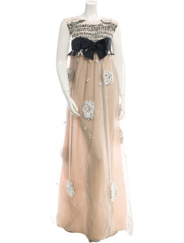 Chanel Gown w/ Tags