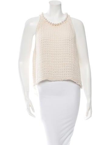 Chanel Silk Top