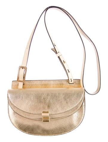 Chloé Georgia Double Flap Bag