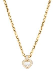 Chopard Happy Diamond Pendant Necklace