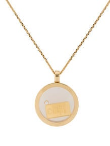 Chopard Happy Diamonds Round Necklace