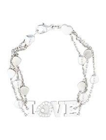 Chopard Happy Diamond Love Bracelet