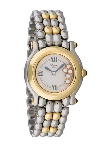 Chopard Happy Sport Two-Tone Watch