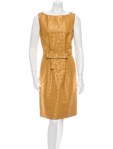 Christian Dior Sleeveless Dress