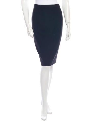 Christian Dior Pencil Skirt