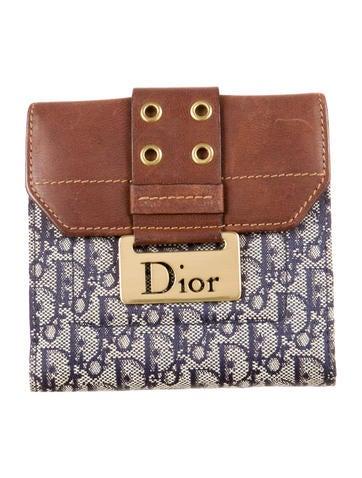 Christian Dior Diorissimo Wallet