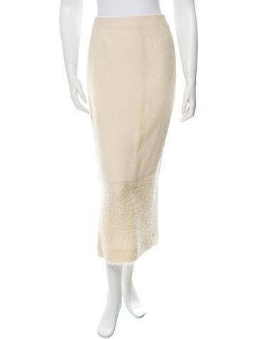 Christian Dior Wool Skirt