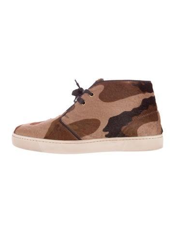 Christian Louboutin Chukka Sneakers
