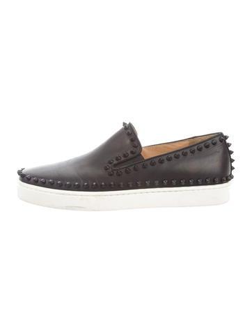 Christian Louboutin Pik Boat Sneakers