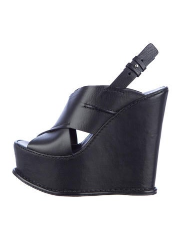 Costume National Wedges