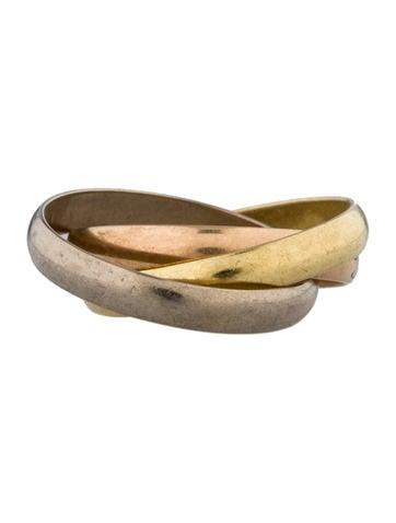 Cartier Extra Small Trinity Ring
