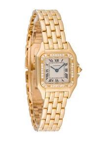 Cartier 18K Gold Mini Panthère Watch
