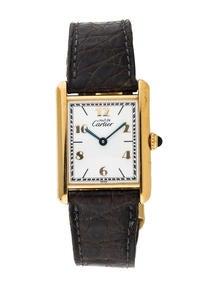 Cartier Vintage Tank Watch