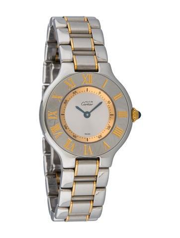 Cartier Must de Cartier Watch 1340