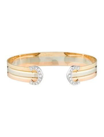 Cartier Replica Juste un Clou 18ct whitegold and diamond