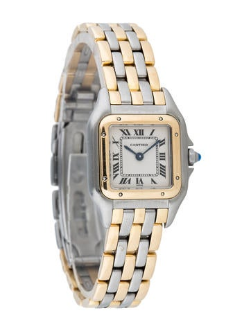 Cartier Tweekleurige Panthere Watch
