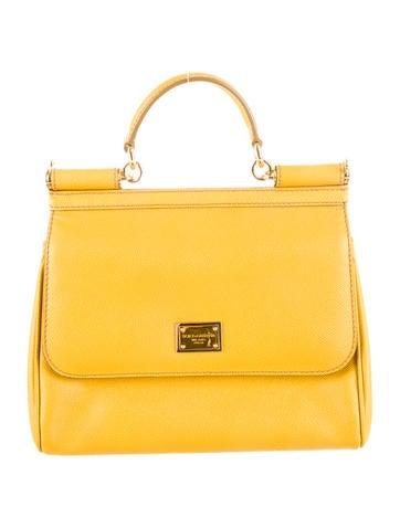 Dolce & Gabbana Miss Siciliy Bag