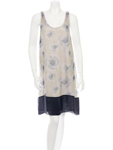 Dries Van Noten Silk Dress w/ Tag
