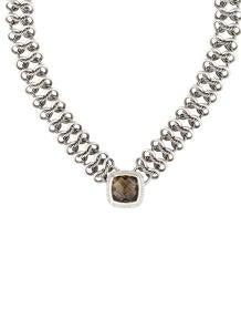 David Yurman Albion Diamond Necklace