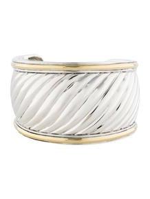 David Yurman Sculpted Cable Bracelet