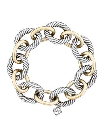 David Yurman Oval Link Bracelet