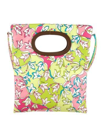 Emilio Pucci Shoulder Bag