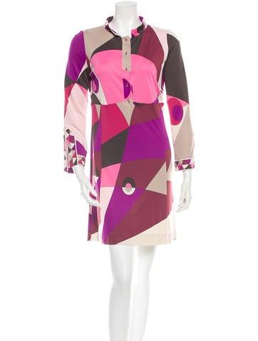 Emilio Pucci Shirt Dress