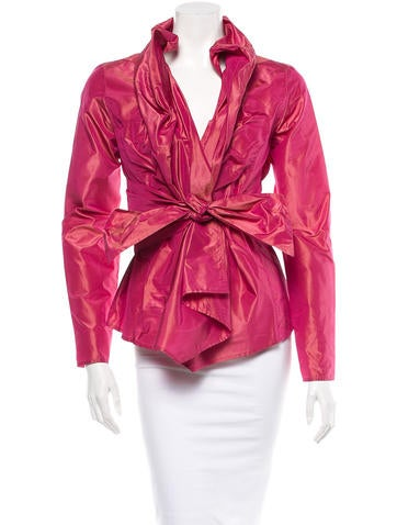 Etro Silk Jacket