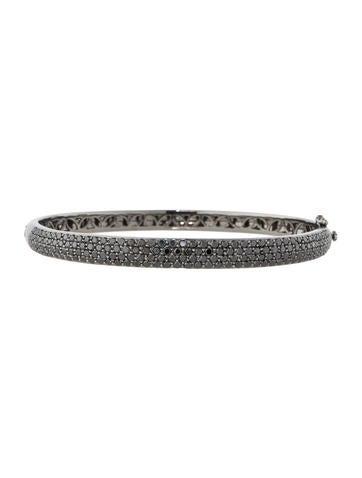 2.68ctw Black Diamond Bracelet