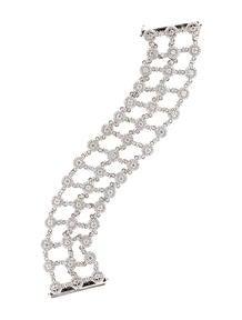 7.60ctw Diamond Halo Bracelet