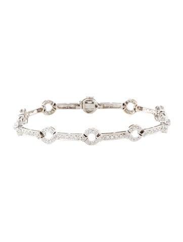 1.00ctw Diamond Link Bracelet