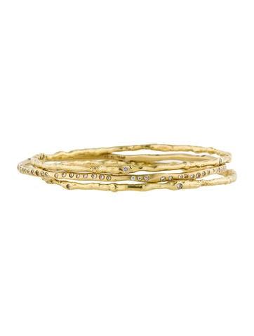 Diamond Stackable Bracelets