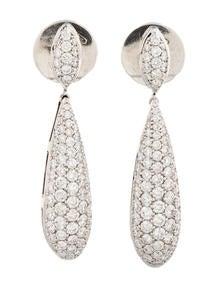 2.00ctw Diamond Drop Earrings