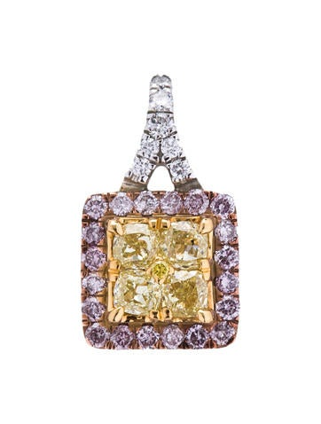 Diamond Pendant 1.00ctw