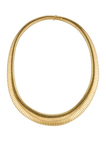 18K Chain Necklace