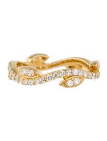 Diamond Vine Ring