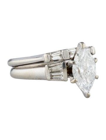 1.67ctw Diamond Engagement Ring