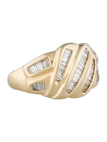 1.5ctw Baguette Diamond Ring