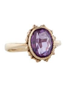 1.75ctw Amethyst Ring