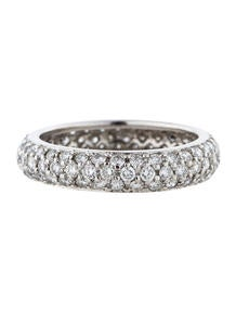 1.75ctw Pavé Diamond Ring