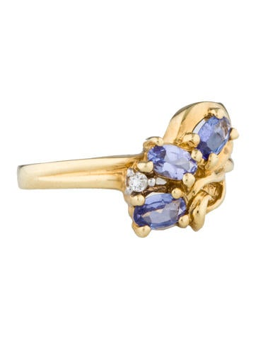 Ioliet 0026 Diamond Ring