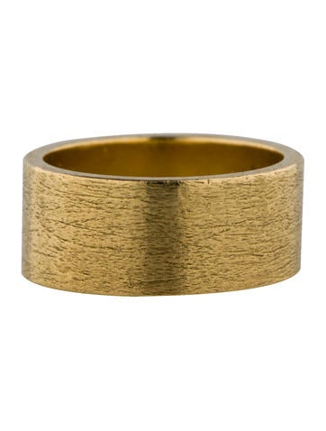 22K Textured Band